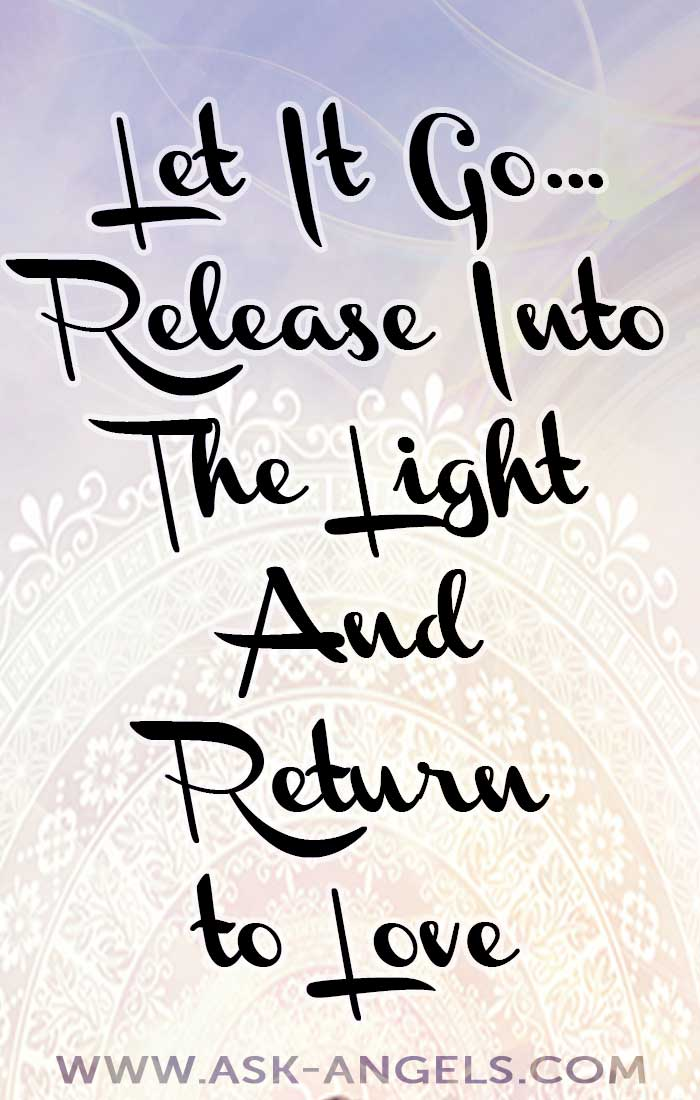 Release Into The Light