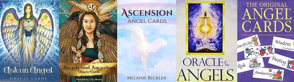 Angel Cards - A Buyers Guide
