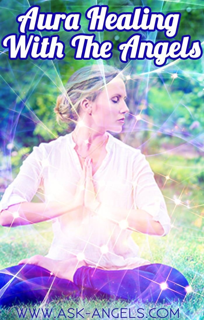 Aura Healing with the Angels