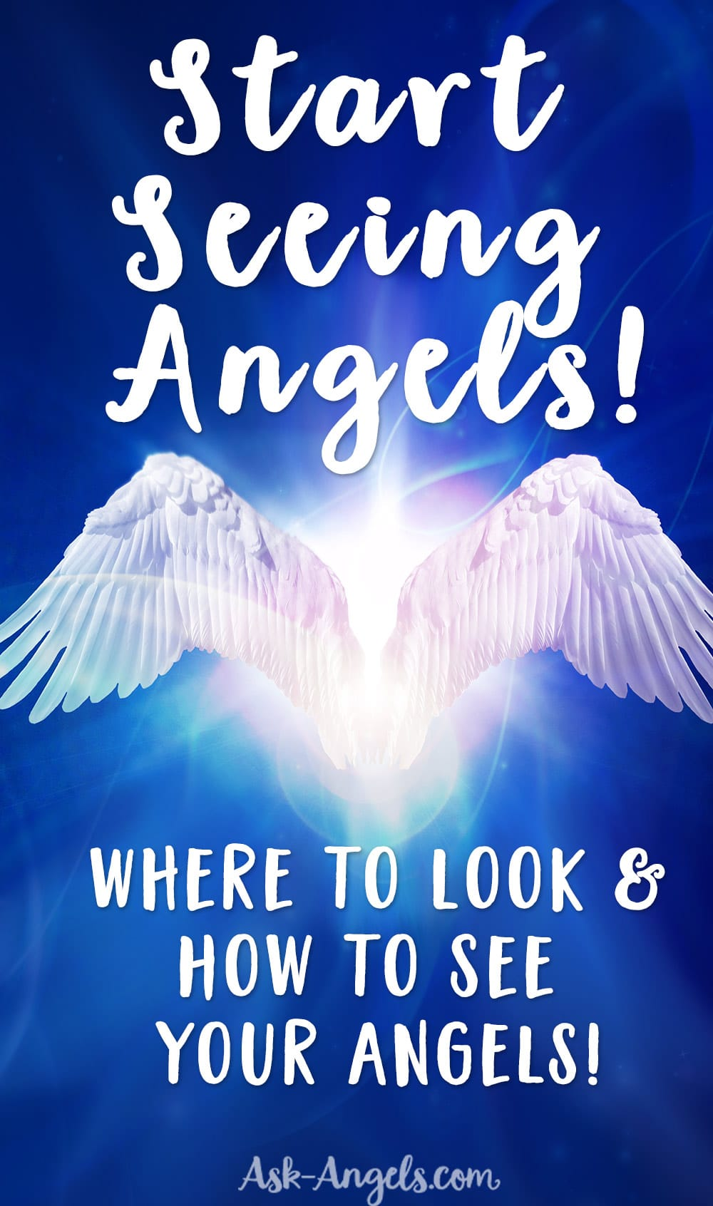 Start Seeing Angels