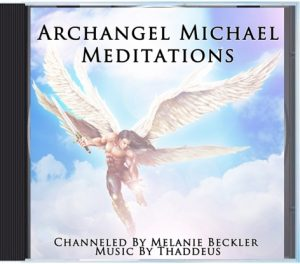 Archangel Michael Meditations, Angel CD