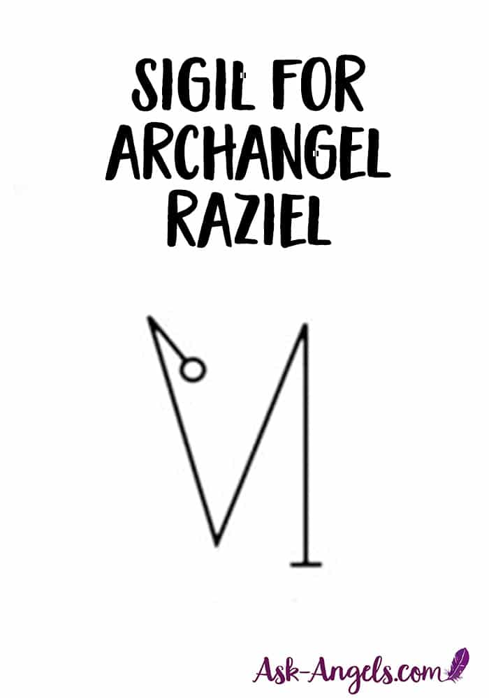 Sigil for Archangel Raziel