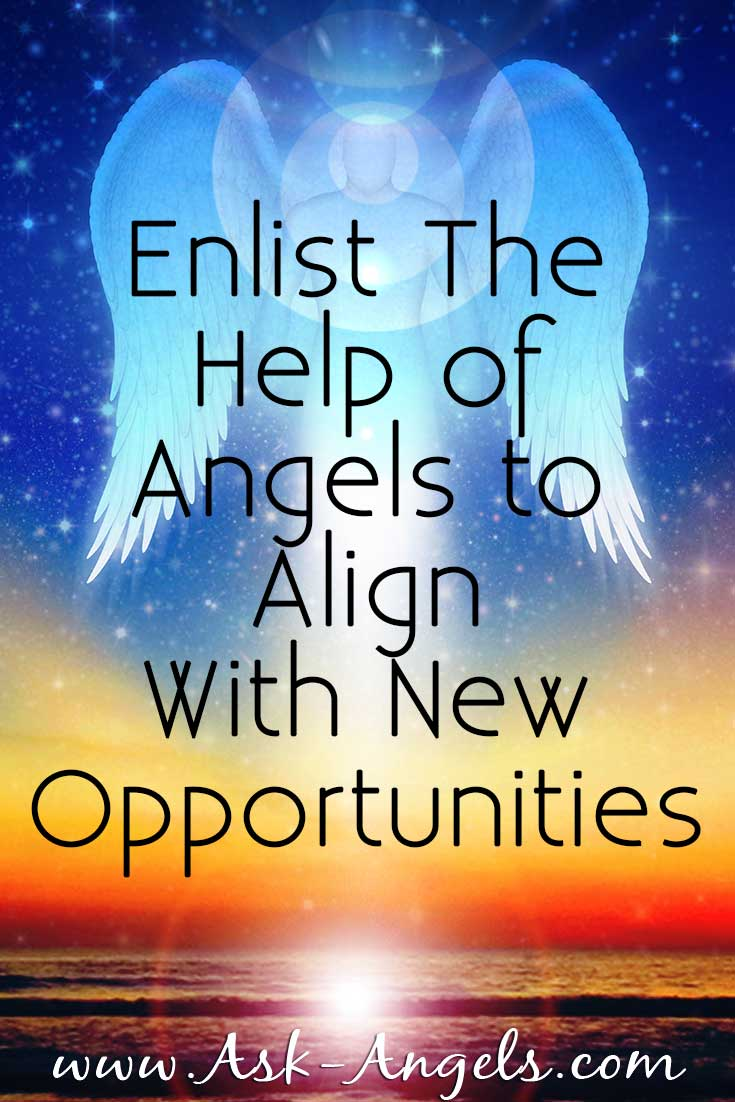 Enlist The Help Of Angels