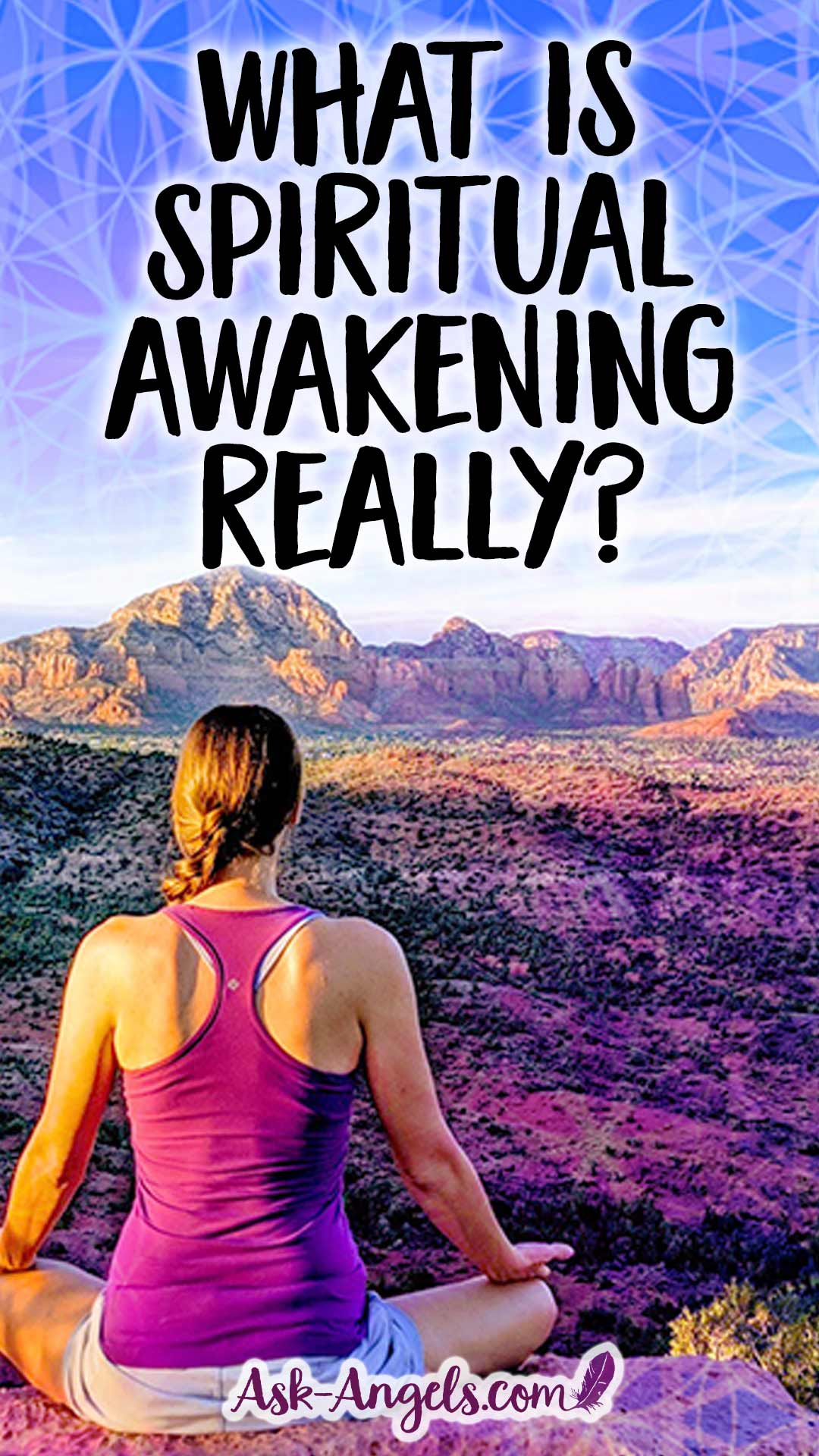 What is spiritual awakening really?