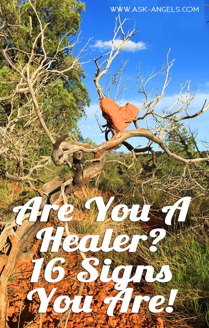 Are You A Healer?