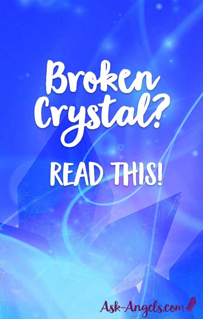 What it means to break a crystal