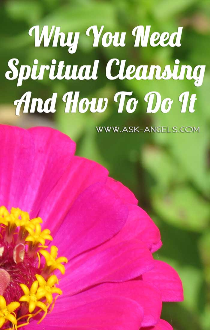 Why You Need Spiritual Cleansing