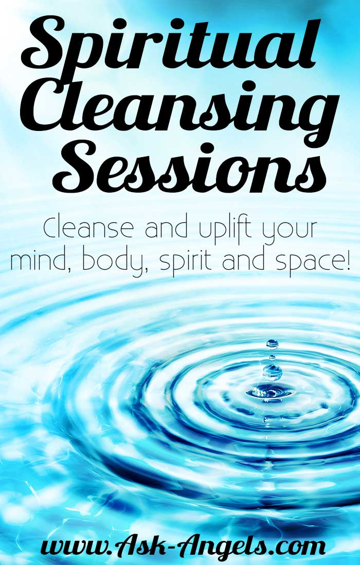 Spiritual Cleansing Sessions