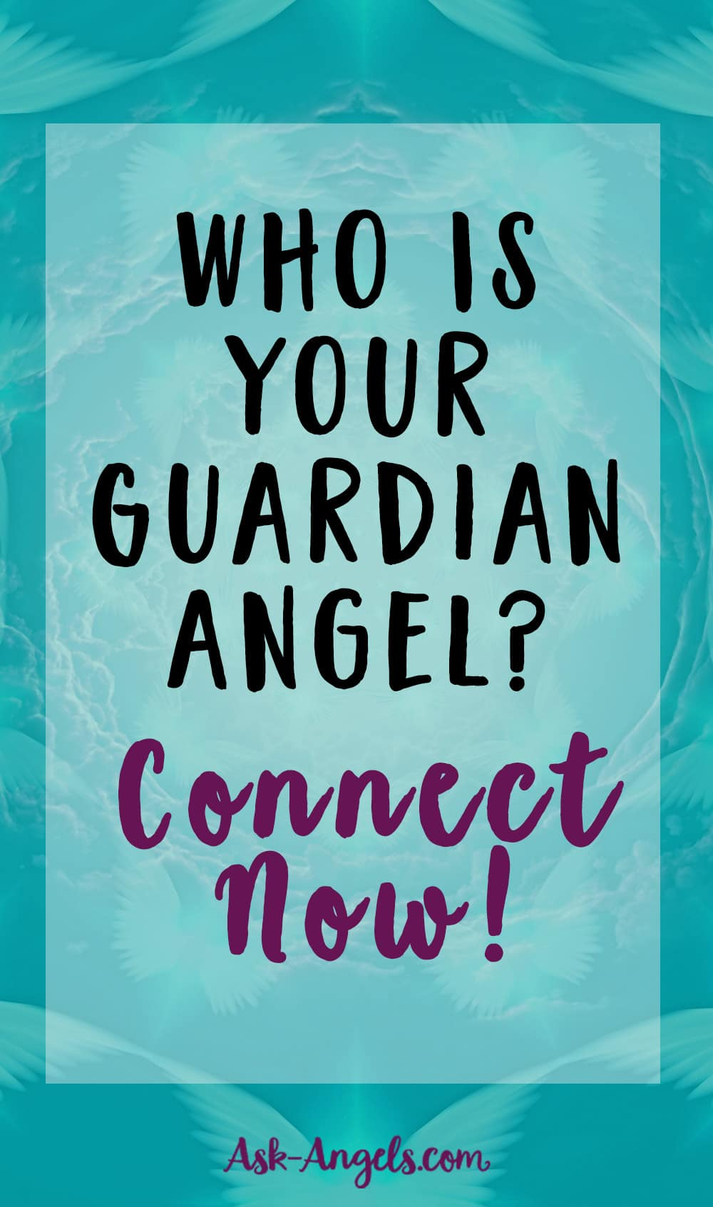 Connect With Your Guardian Angel Now