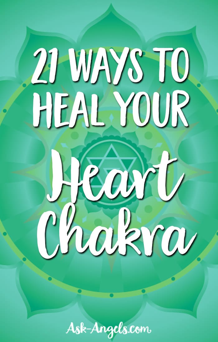Heal Your Heart Chakra