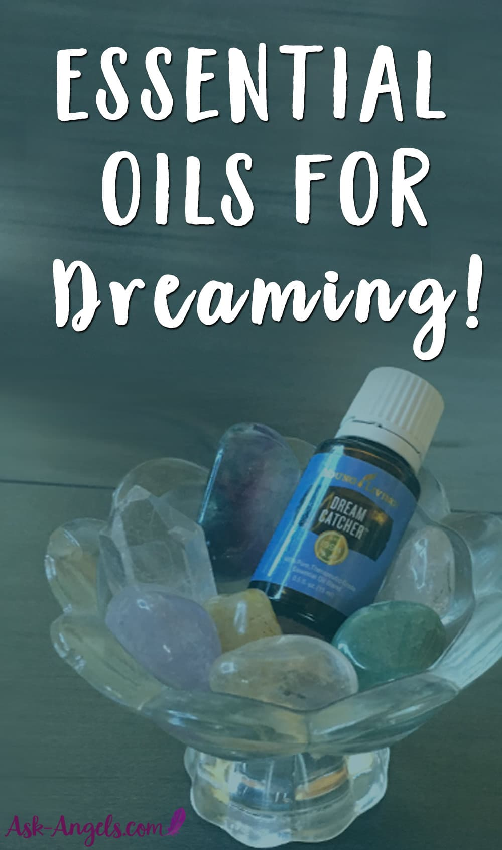 Essential Oils for Dreaming