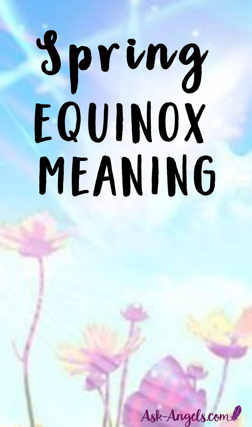 Spring Equinox Meaning
