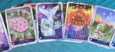 Magical Dimensions Oracle Cards Review