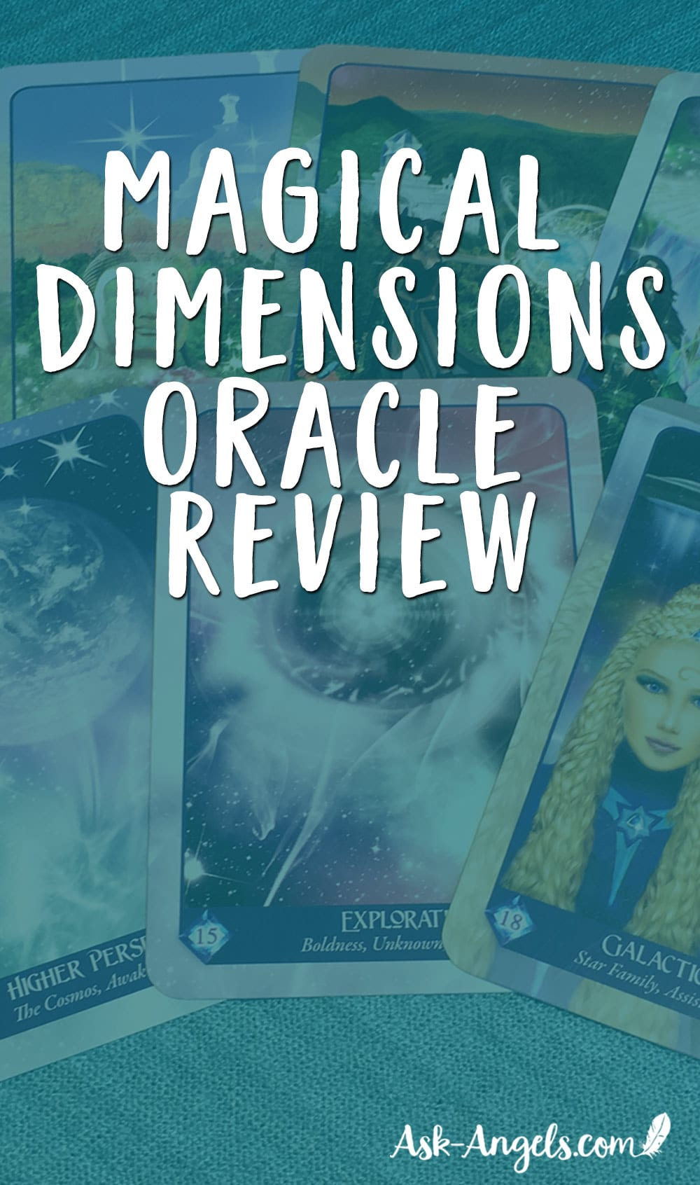 Magical Dimensions Oracle Review