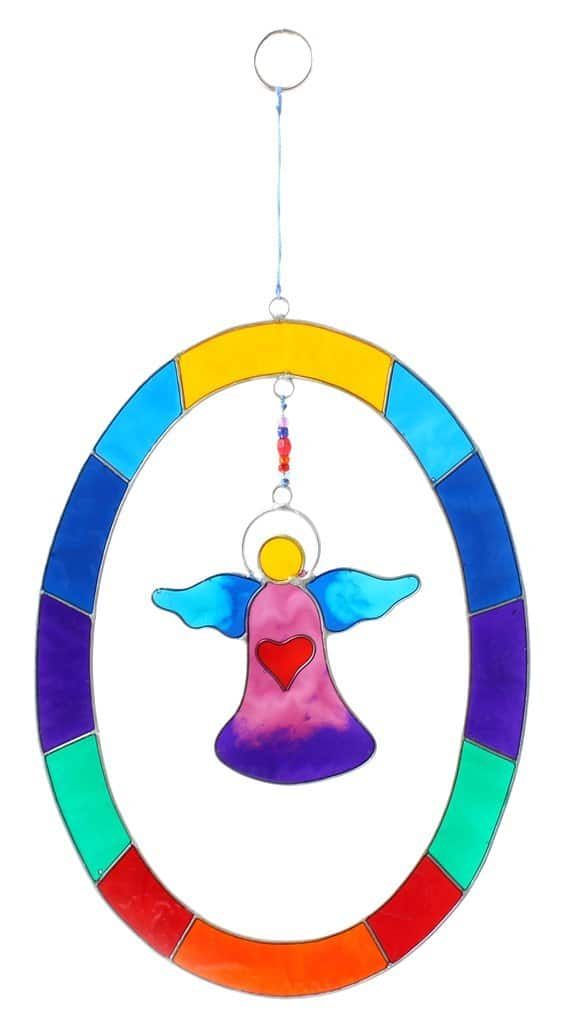 Angel Suncatcher