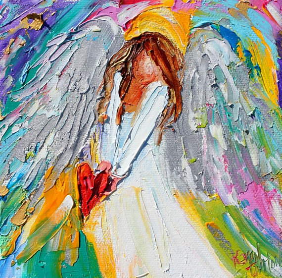 Angel of My Heart by Karen Tarlton