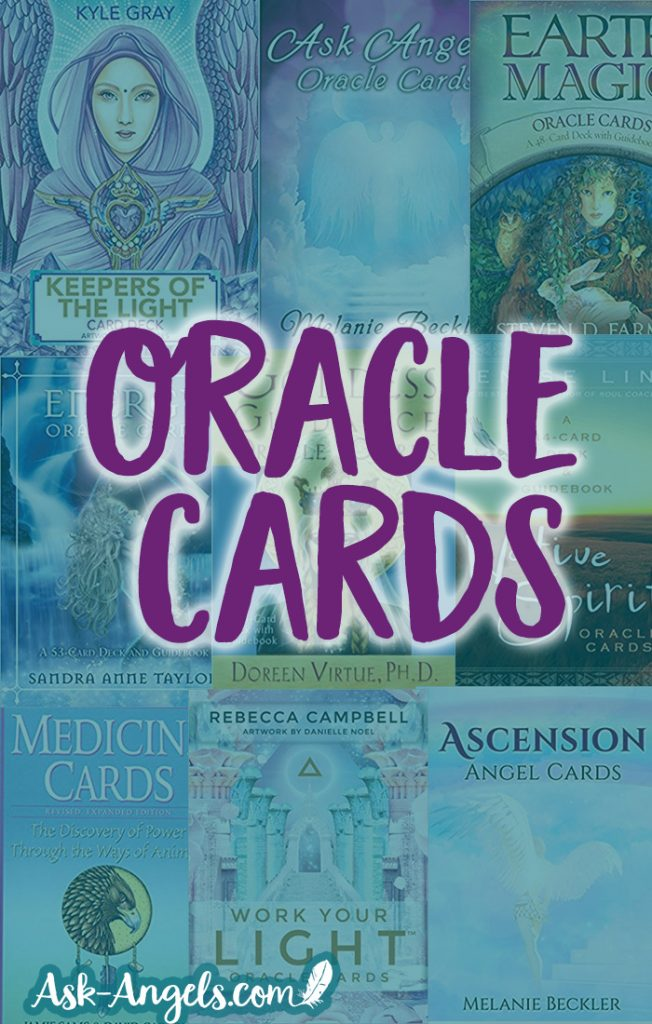 Learn all about How to Use Oracle Cards including how to read Oracle Cards for beginners, the difference between Oracle and Tarot and how to receive Angel Messages now! #oraclecards #angelcards