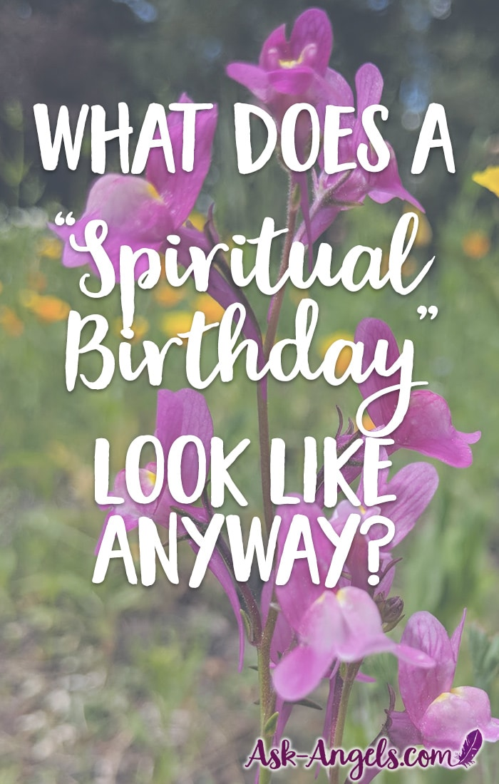 Looking for ideas for how to cultivate a deeper sense of spirituality into your personal Birthday Celebration? Check out my thoughts and reflections on my birthday this year that led to a major aha in what a Spiritual Birthday really looks like. #birthday #life #inspiration #spiritualbirthday