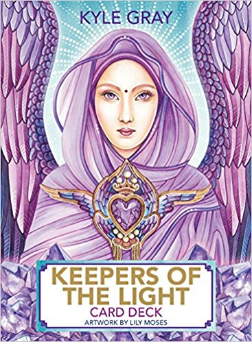 Keepers of the Light Oracle Cards by Kyle Gray and Lily Moses