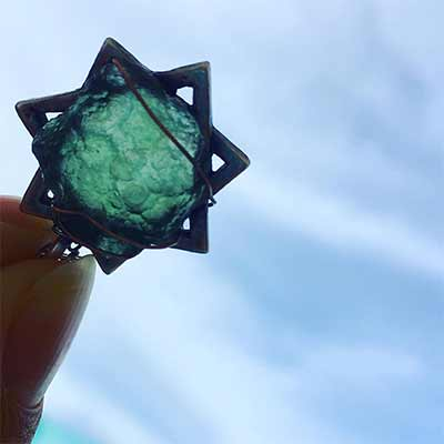 My expeiences from wearing this powerful crystal