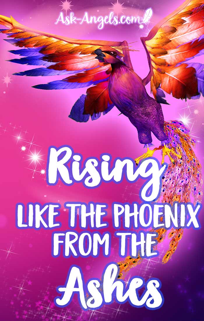 Tap into the transformational power of fire to heal and uplift your life, so that you rise like the phoenix from the ashes and step into embodying your highest authenticity and most radiant light.