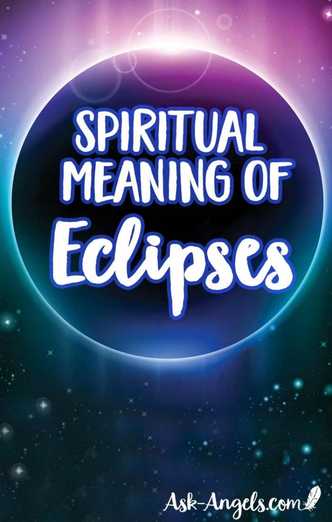 Learn the Significance and Spiritual Meaning of Eclipses and the role an Eclipse Cycle may play on your path. #eclipse