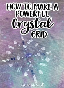 How to make a powerful and yet simple crystal grid