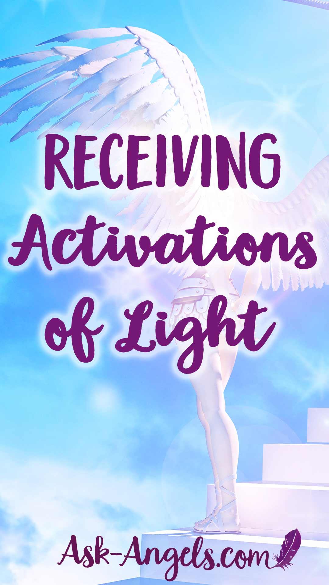 Receiving Activations of Light