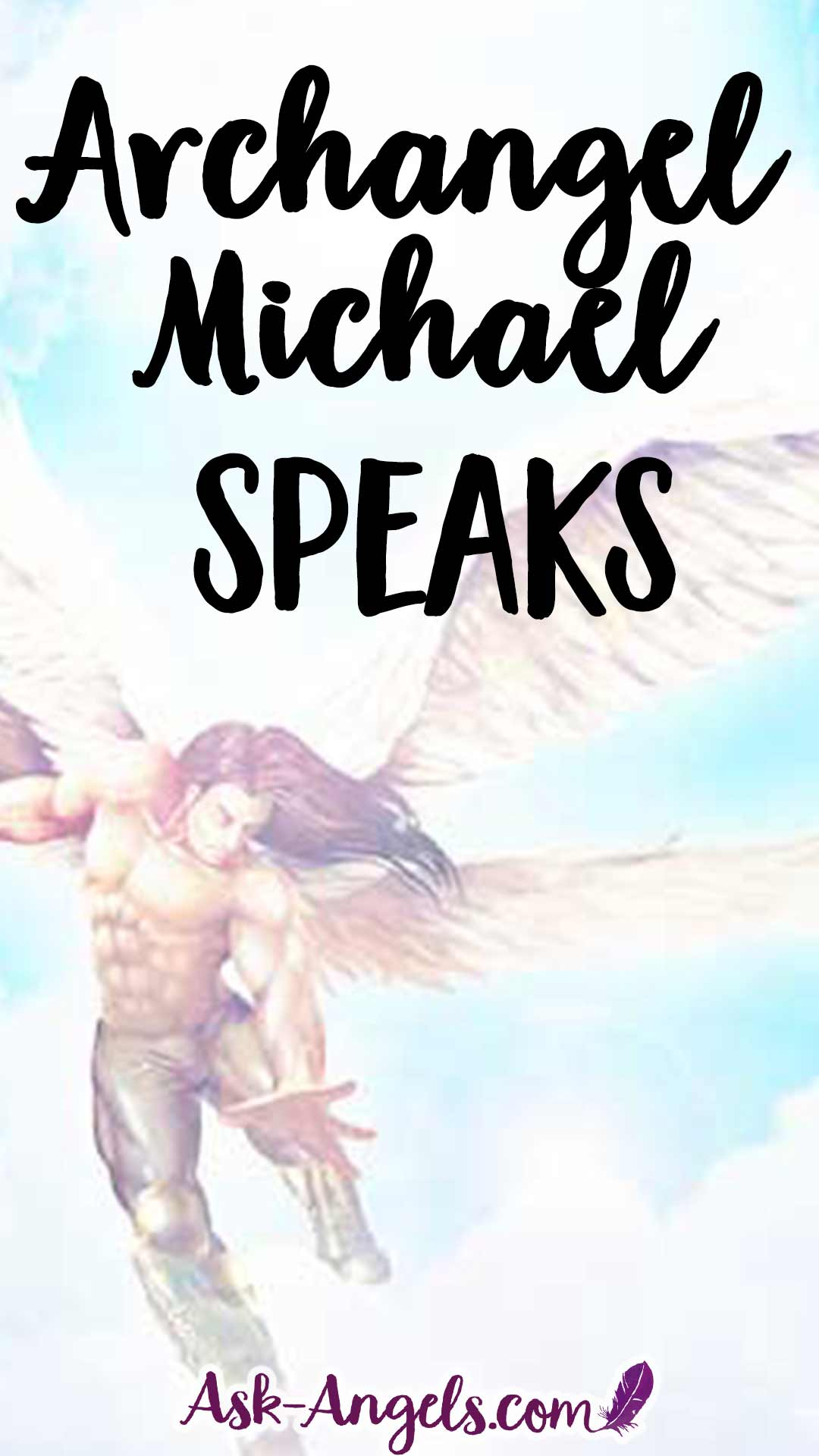 Archangel Michael speaks in this short angel message and frequency transmission. Become All That You Are.