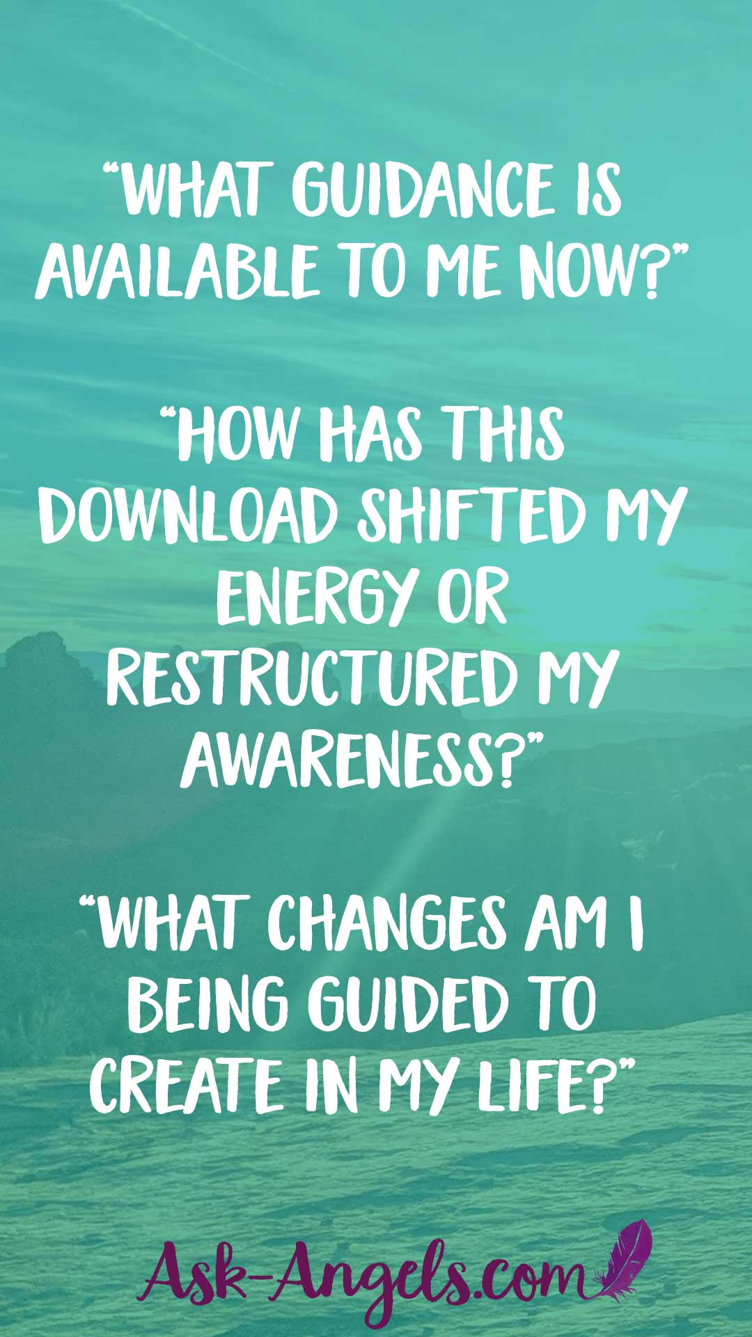 Journal Prompts to help you access your energy downloads and spiritual upgrades