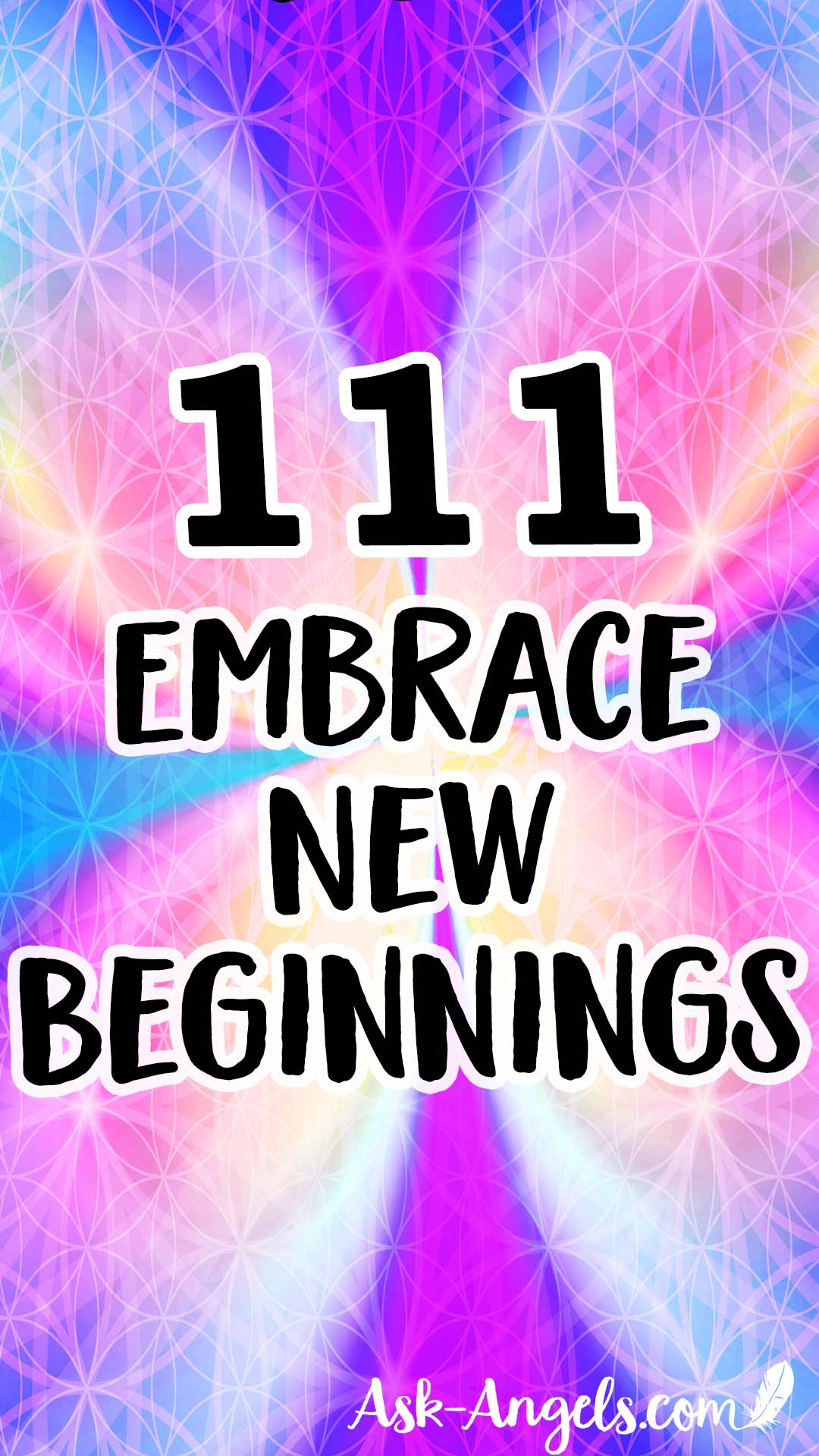 111 Meaning - Embrace New Beginnings