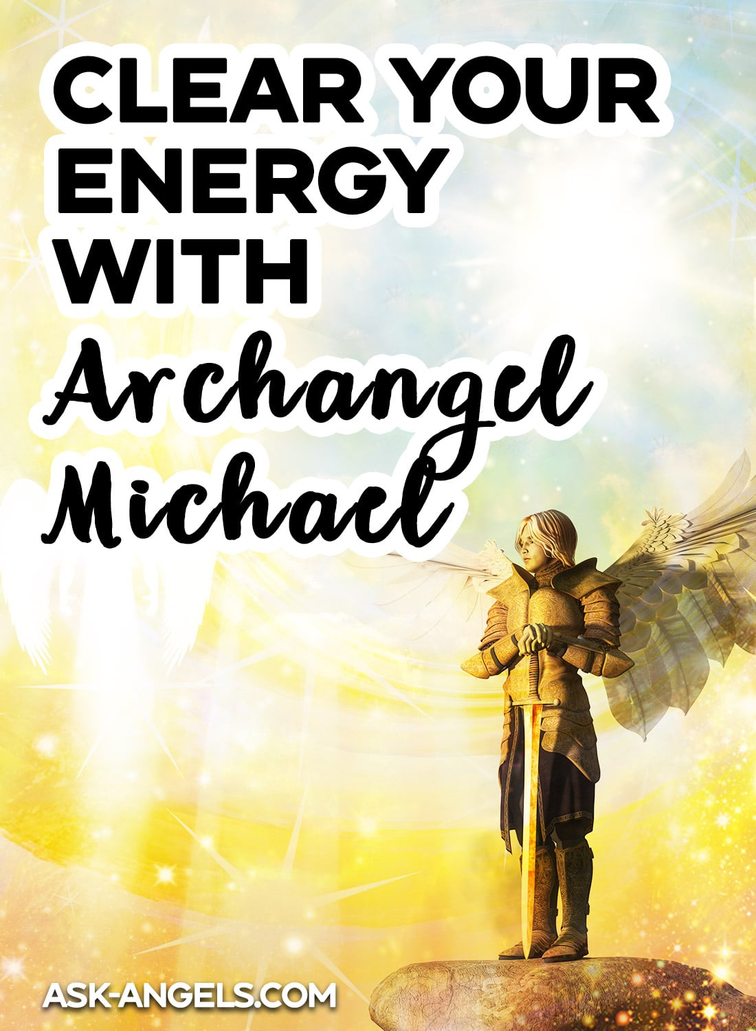 Clear Your Energy with Archangel Michael