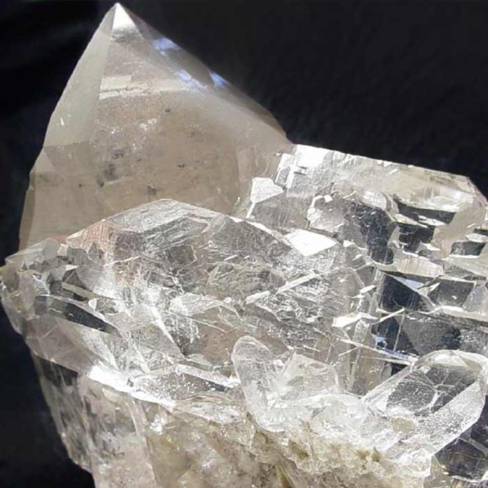 Clear Quartz- Crystals for Travel