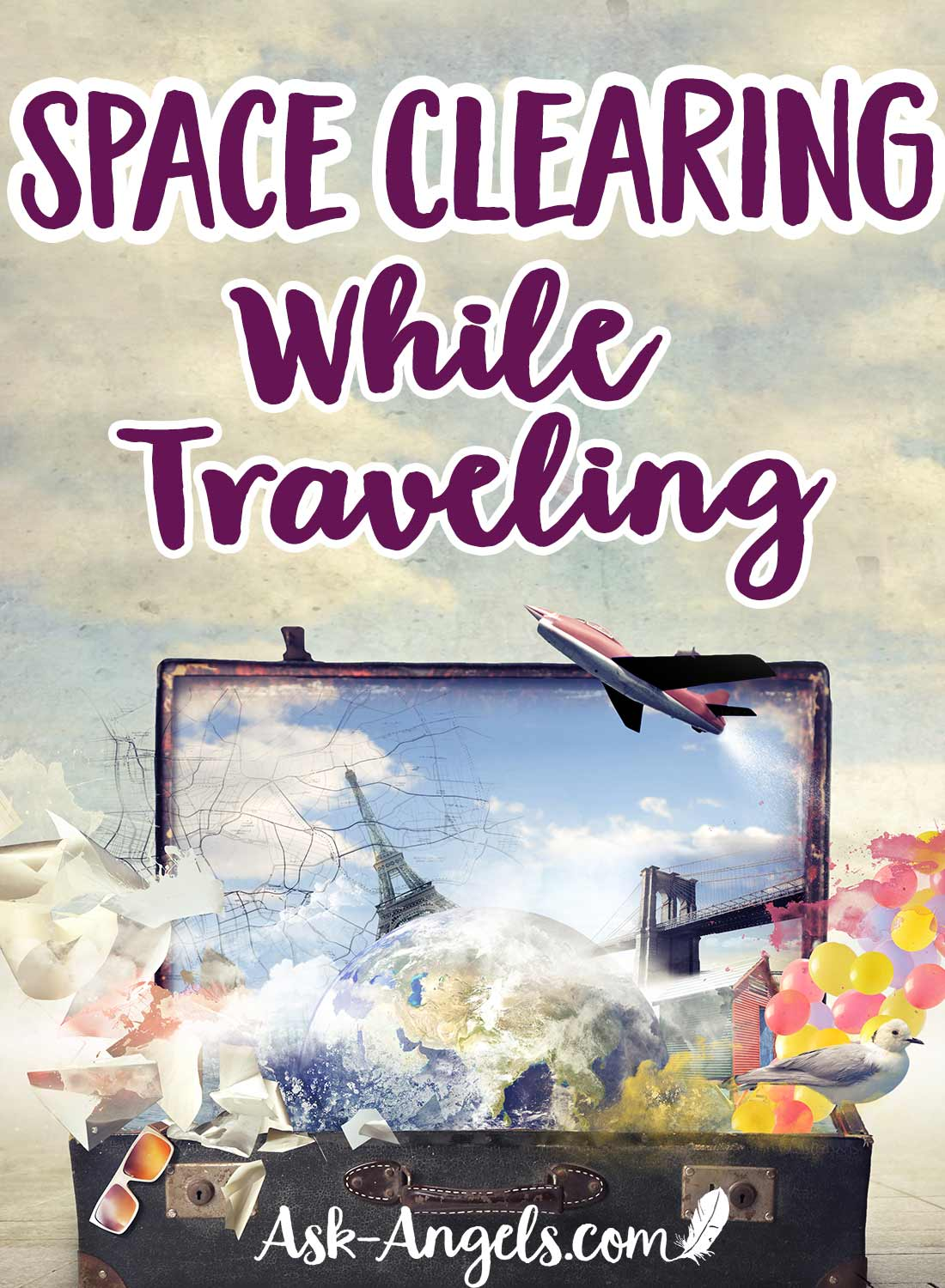 Space Clearing While Traveling or at Home