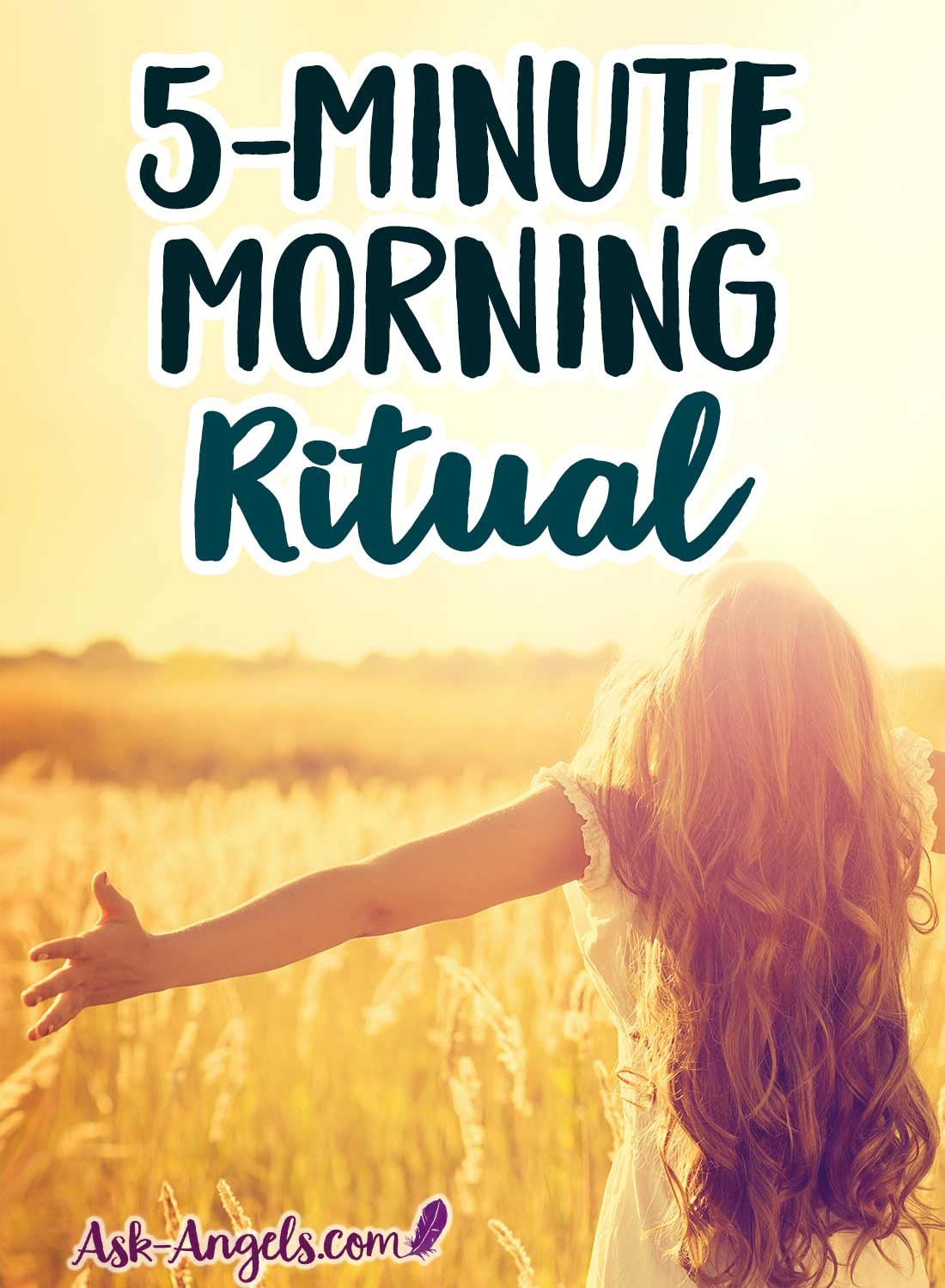 5-Minute Morning Ritual - Start Your Day Off Right