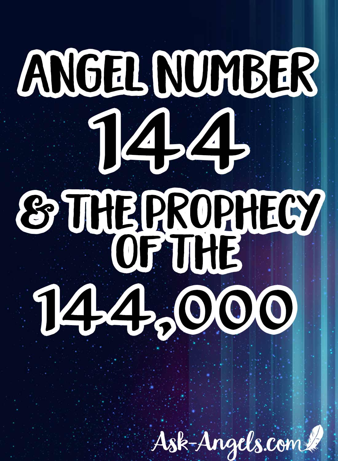 The Prophecy of the 144,000 Lightworkers