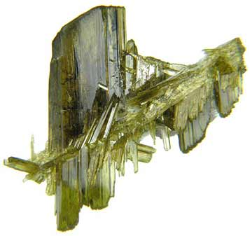 Epidote Photo by Rob Lavinsky