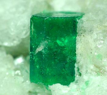 Emerald Photo by Rob Lavinski