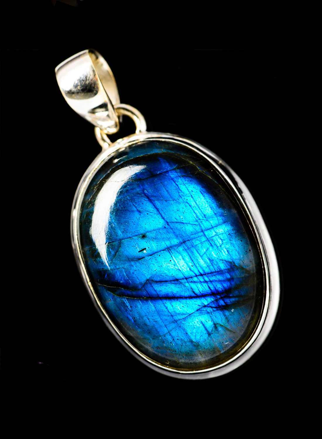 Labradorite carries both the energy of the Sun and Moon
