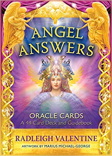 Angel Answers by Radleigh Valentine