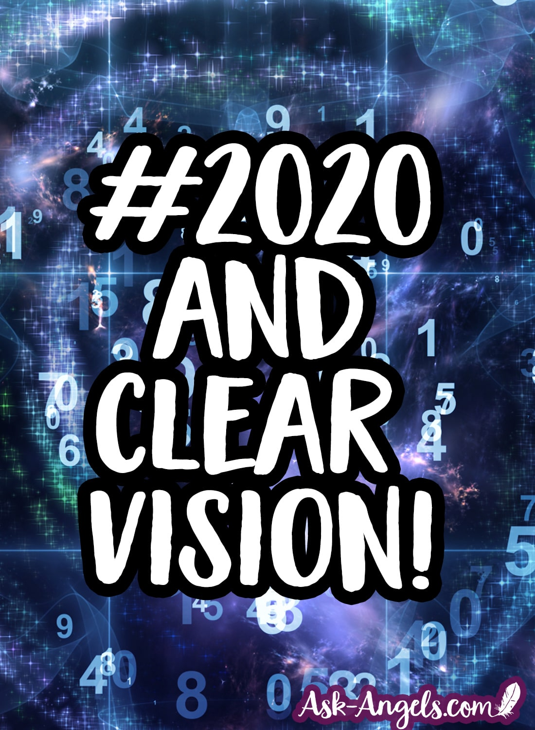 #2020 And Clear Vision