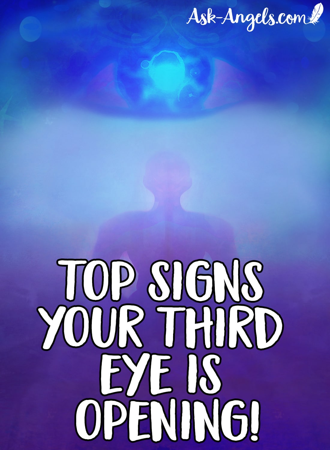 Top Signs Your Third Eye Is Opening