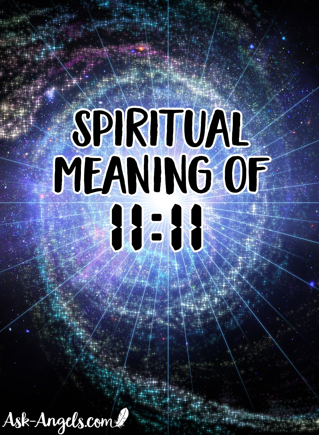 Spiritual Meaning of Seeing 1111