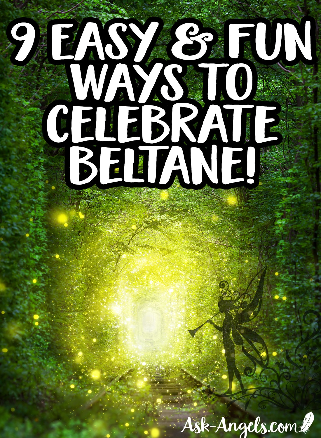 9 Easy & fun ways to celebrate beltane!