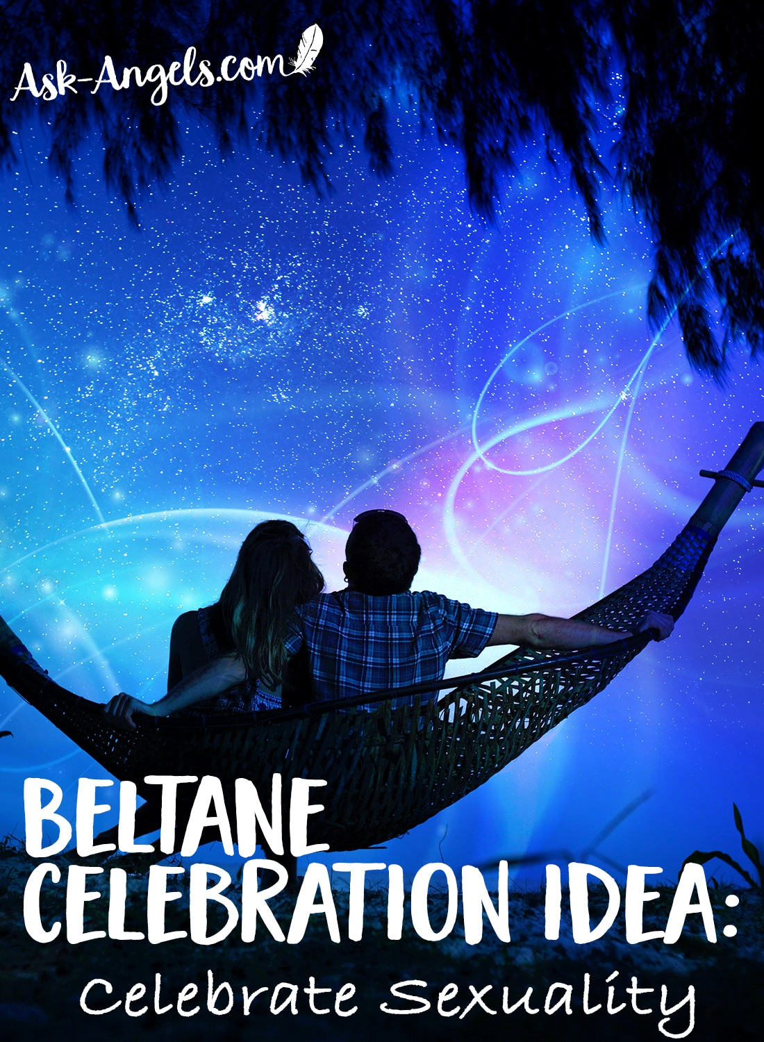 Beltane Celebration Idea - Celebrate Your Sexuality