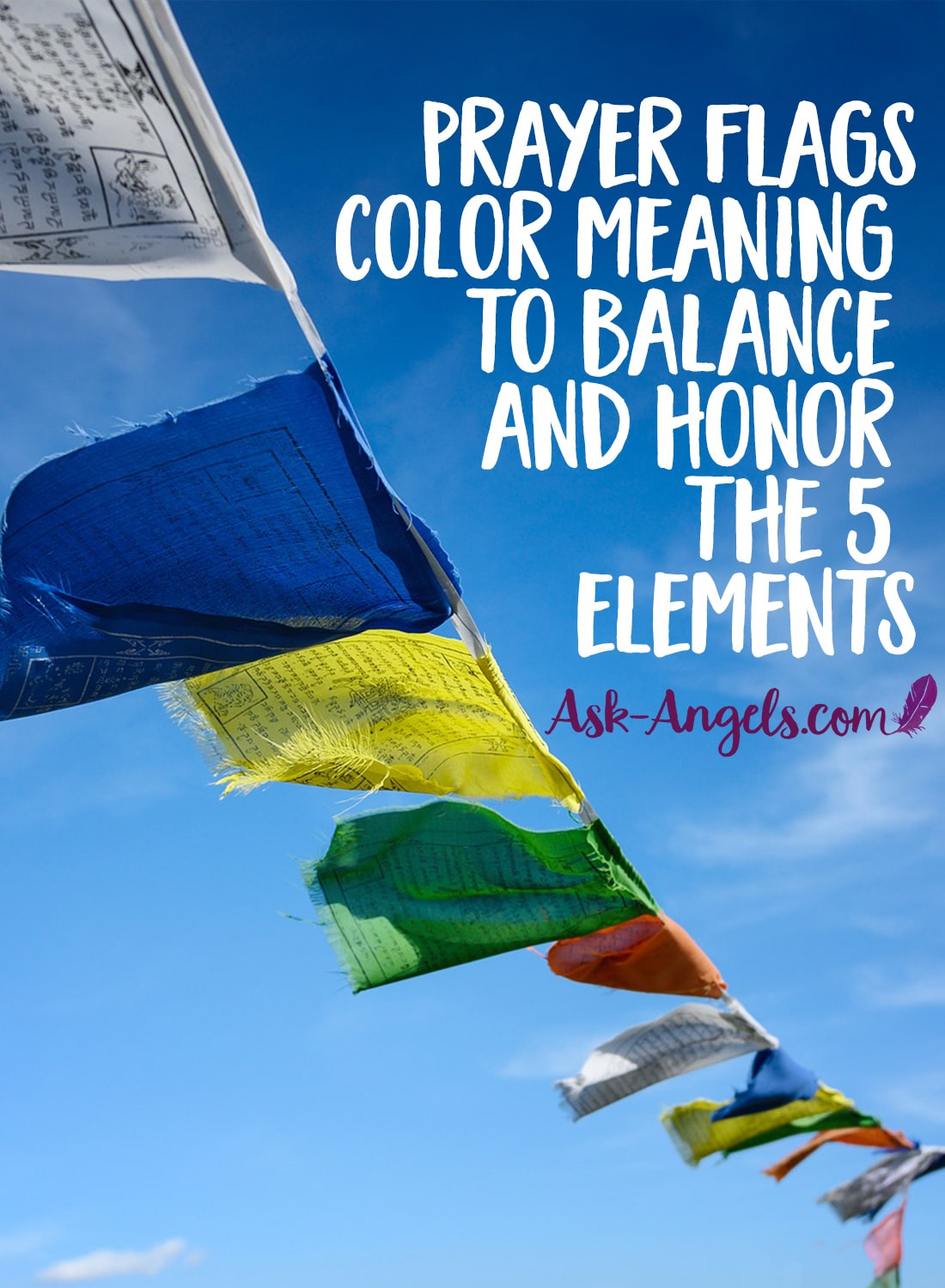 Prayer Flags Meaning