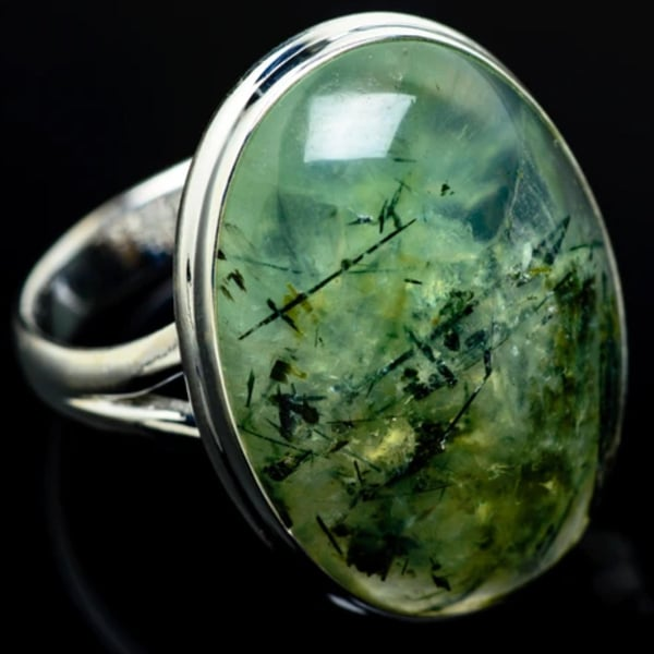 Prehnite Jewelry for Gardeners