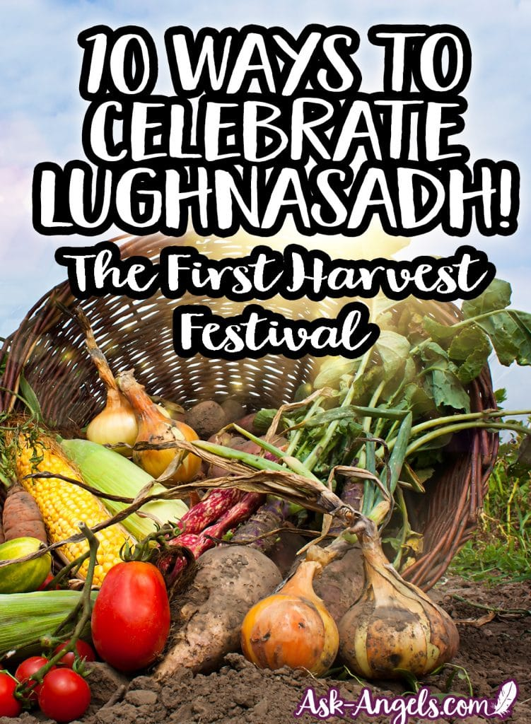 10 Ways to Celebrate Lughnasadh! The first Harvest Festival