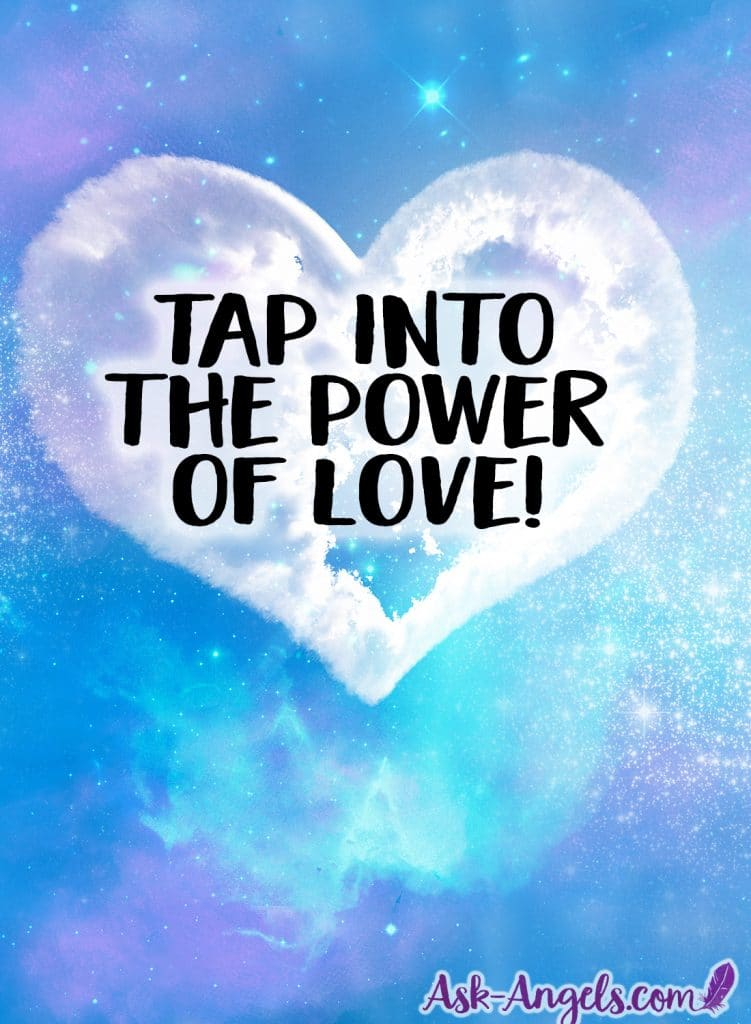 Tap Into The Power of Love