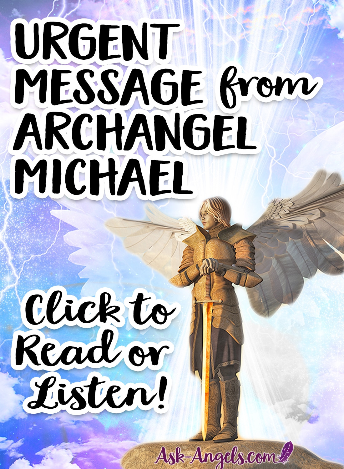Channeled Message from Archangel Michael